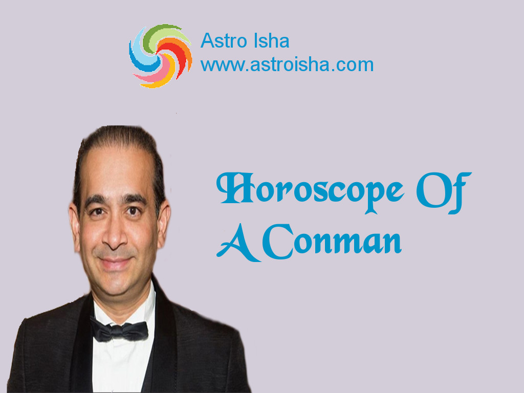 Horoscope Of A Conman