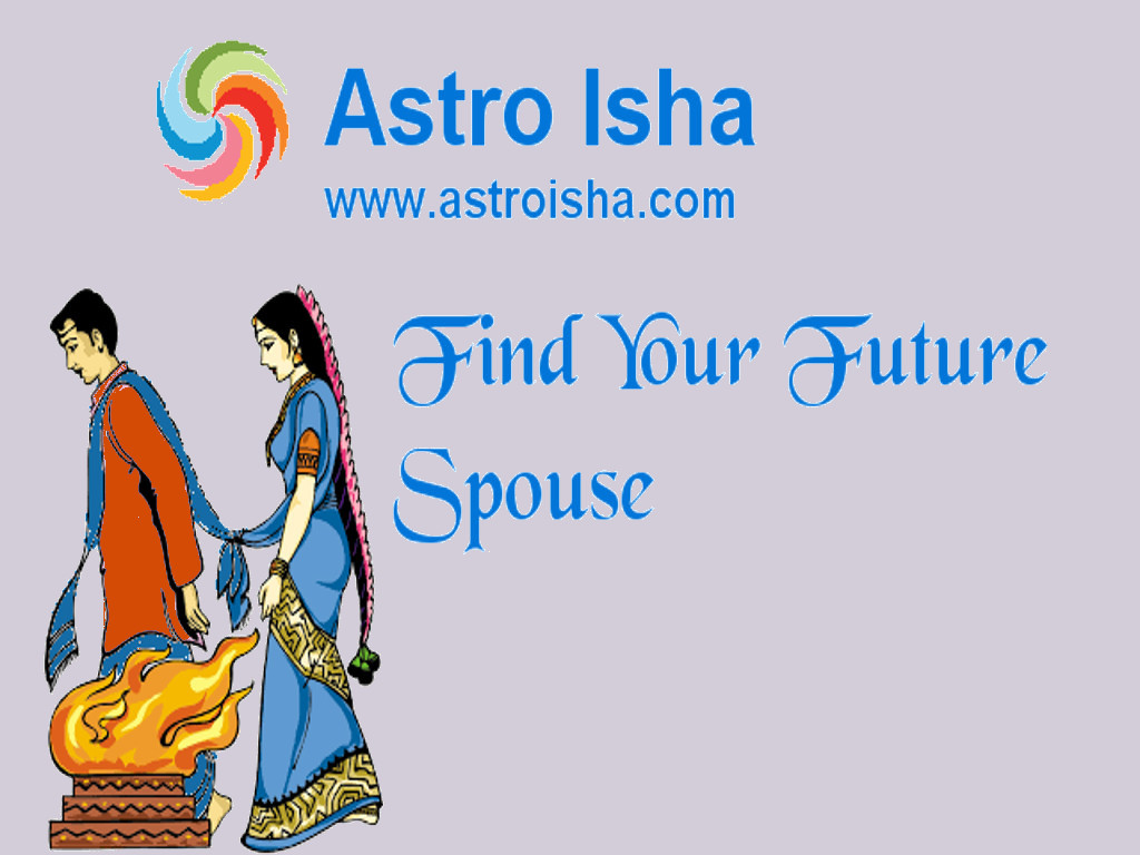 Find Your Future Spouse
