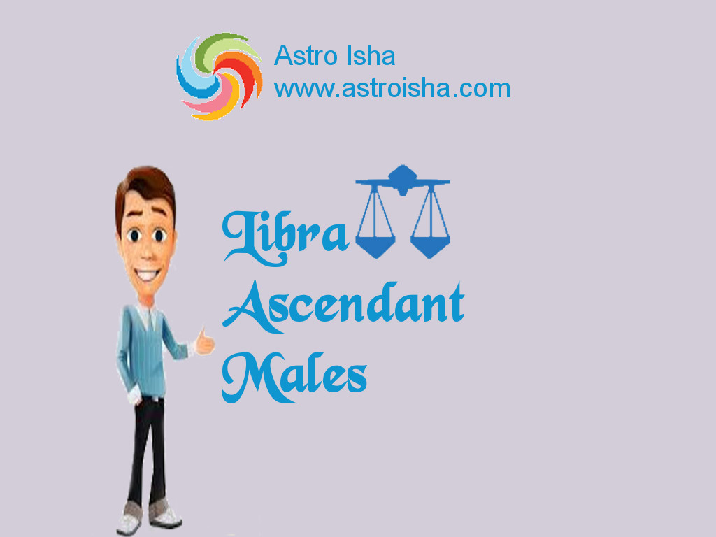 Libra Ascendant Males