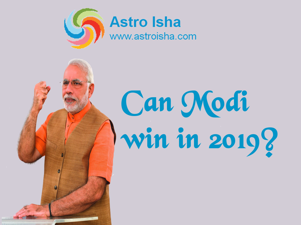 Can Modi win in 2019?