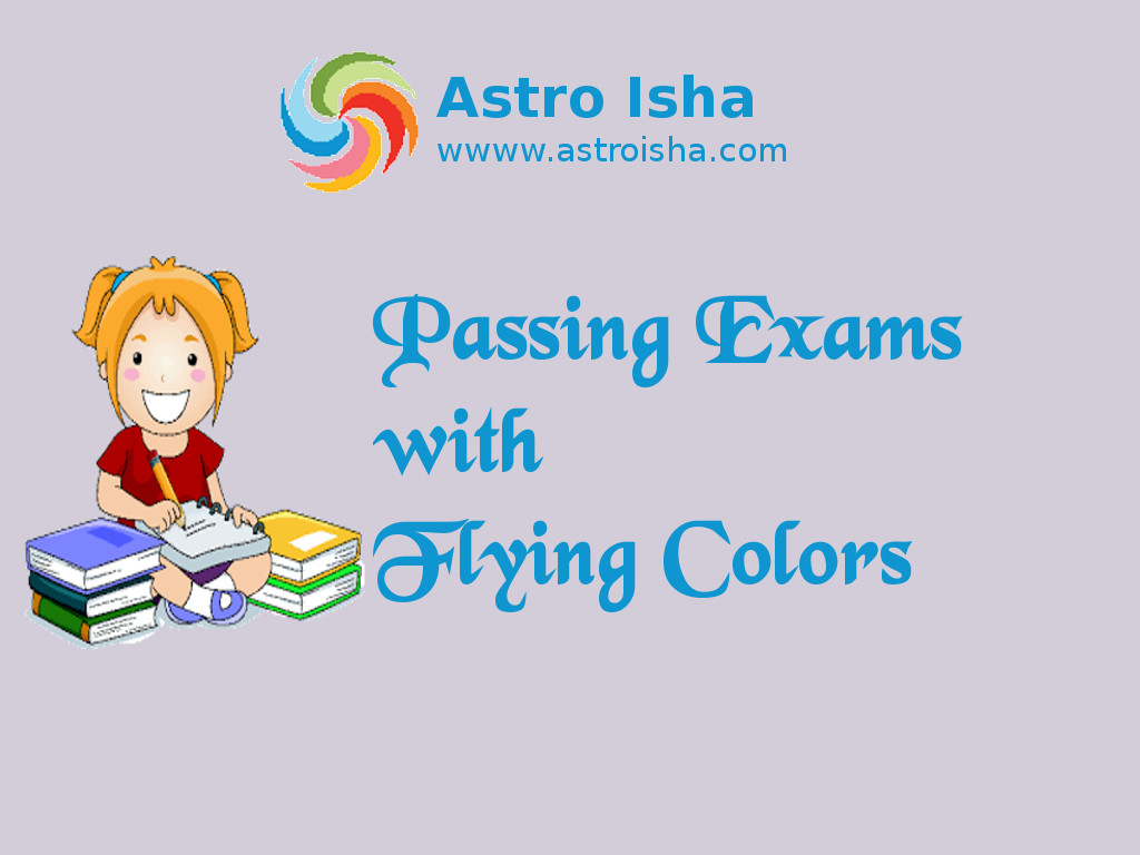 Passing Exams with Flying Colors