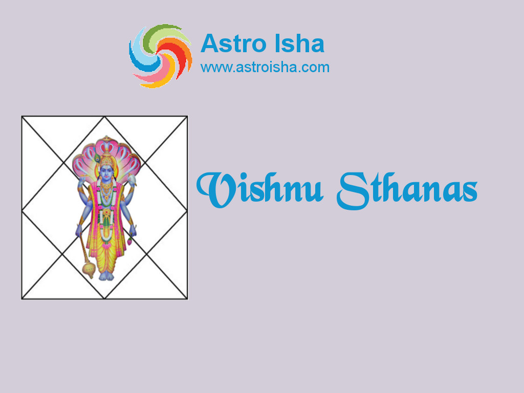 Astro Isha - Vishnu Sthanas